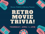Teen Trivia Night: Retro Movies