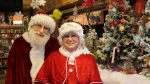 Family Storytime with Santa and Mrs. Claus