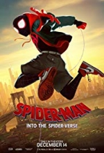 Saturday Matinee: Spider-Man: Into the Spider Verse