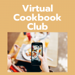 VIRTUAL Cookbook Club