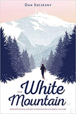 """Dan Szczesny speaking about his new book """"The White Mountain"""""""