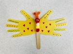 Children's Take-Home Craft: Handprint Butterfly