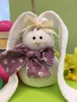 Adult Craft Kit: Sock Bunny