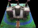3Doodler Castle by Megen Leigh