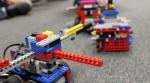 Lego Mindcraft robots