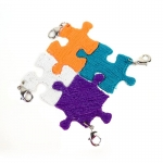 Puzzle Keychains