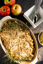 apple mac and cheese