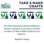 Take and Make Craft Registration