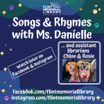 Songs and Rhymes with Ms. Danielle