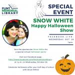 Snow White's Happy Halloween Show