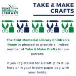 Take and Make Craft Pick-Up
