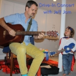 """Summer Reading Kickoff: """"Tails & Tales"""" Drive-In Concert with Jeff Jam"""