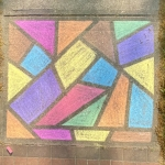 Take & Make Craft: Sidewalk Chalk Kit