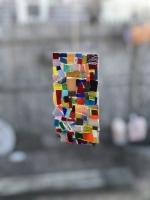 Mosaic Suncatcher Virtual Workshop (Grades 5-12)