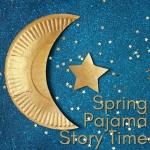 Spring Pajama Story Time Online