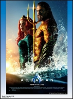 Tuesday Summer Movie Night with Friends: Aquaman