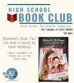 High School Book Club