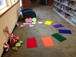 Library Candyland, Ages 3 & up