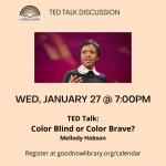 Sudbury CARES TED Talk Discussion