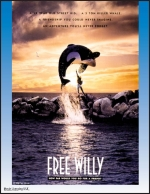 Summer Flicks: Free Willy, all ages (PG)