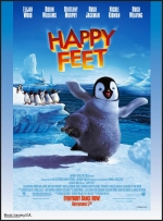 Summer Flicks: Happy Feet (PG), all ages