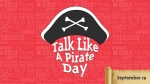 Crafternoon:  Pirate Party!  Grades K & up