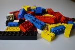 Saturday Drop-in Lego Club, Ages 4+