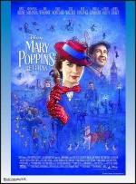 Family Flicks: Mary Poppins Returns (PG), All Ages