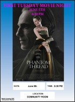 First Tuesday Movie Night - Phantom Thread