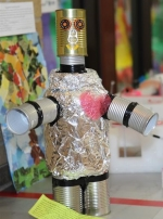 Crafternoon: Open Studio: Reduce, Reuse, Recycle!, Grades K & up