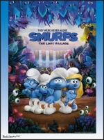 Family Flicks: Smurfs: The Lost Village (PG)