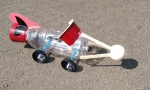 Goodnow Builds: Baking Soda Cars, ages 4 & up