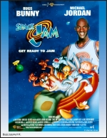 Summer Flicks: Space Jam (PG), All ages