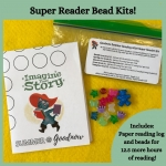 SUPER READER BEAD KIT contactless pickup