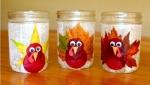 Crafternoon: Thanksgiving Luminaries!, Grades K & up