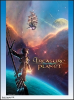 Summer Flicks: Treasure Planet (PG), All ages