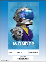 Summer Flicks: Wonder (PG), all ages