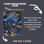 Your Choice Book Club