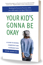"Michael Delman, author of ""Your Kid's Gonna Be Okay"""
