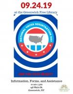 National Voter Registration Day at the GFL