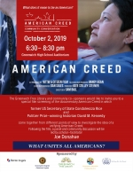 American Creed- A Film Screening and Community Conversation