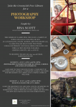 Photography Workshop with Risa Scott