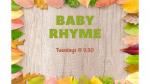 Baby Rhyme