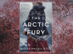 The Arctic Fury by Greer Macallister book cover