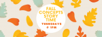 Fall Concepts Storytime