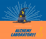 Alchemy Laboratory with Ed the Wizard (Ongoing & Online All Week)