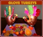 Together on Tuesdays: Thanksgiving Craft