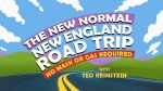 Online! The New Normal New England Road Trip with Ted Reinstein