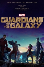 Space Movie Series: Guardians of the Galaxy, Vol. 1