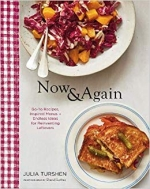 Now and Again cookbook